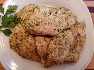 Low Carb Not Breaded Chicken