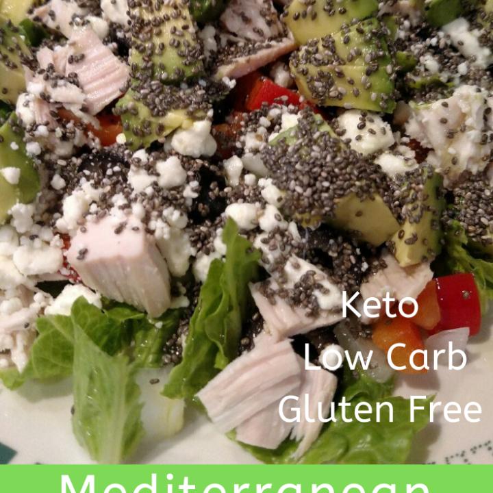 Mediterranean Garden Salad