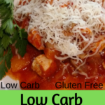 Low Carb Italian Chicken