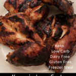 Karen's BBQ Chicken Freezer Meal
