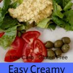 Easy Creamy Egg Salad