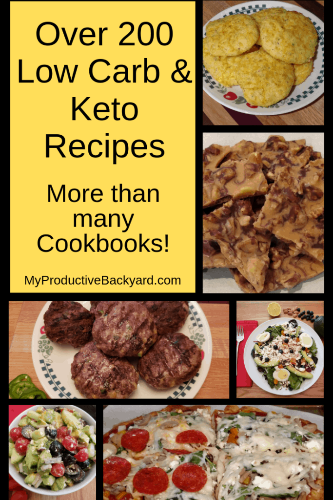 Over 200 Low Carb Keto Meal Ideas collage