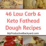 fathead dough recipe collage