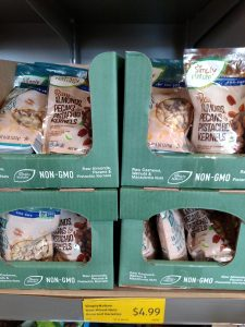 Simply Nature Raw Mixed Nuts Assorted Varieties