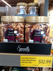 Specially Selected Deluxe Mixed Nuts with Sea Salt