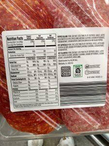 Appleton Farms Deli Selection label
