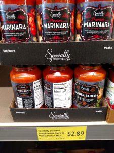 Specially Selected Premium Marinara Sauce