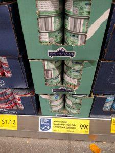 Northern Catch Sustainably Caught Pole & Line Chunk Light Tuna