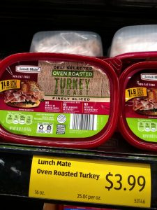 Lunch Mate Oven Roasted Turkey