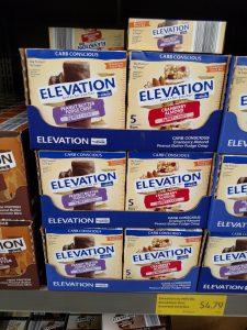Elevation Carb Conscious Bars