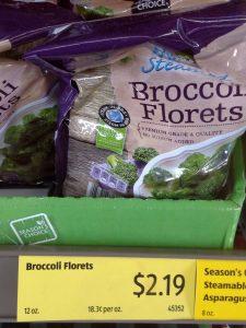 Season's Choice Broccoli Florets