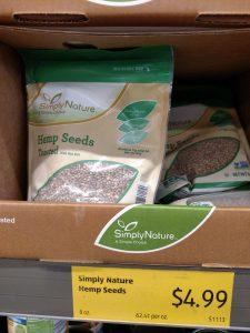 Simply Nature Hemp Seeds
