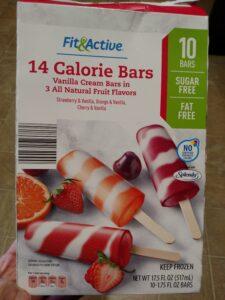 Fit & Active 14 Calorie Bars
