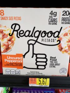 Real Good pizza