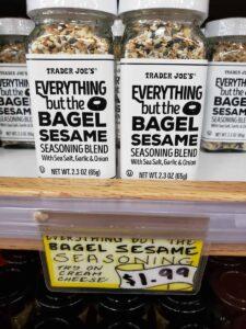Everything but the Bagel Sesame Seasoning Blend