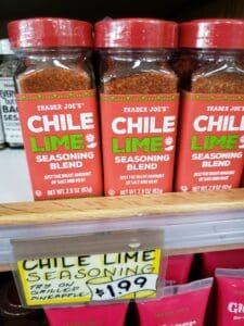 Chile Lime Seasoning Blend