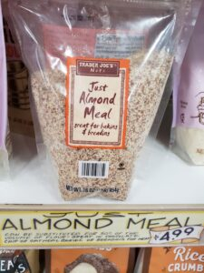 Just Almond Meal