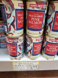 Wild Alaskan Pink Salmon