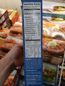 Mahi Mahi Burgers label