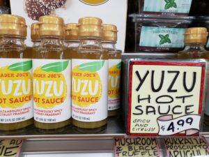 Yuzu Hot Sauce
