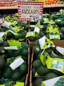 Teeny Tiny Avocados