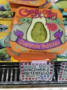 Chunky Spicy Guacamole Autentico