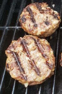 Best Low Carb Burgers on the grill