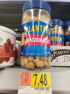 Planters Macadamias