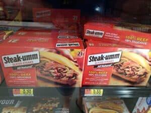 Steak-Ums