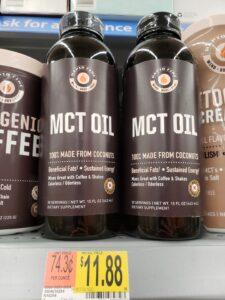 Rapid Fire MCT Oil