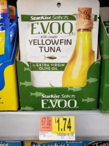 Starkist Selects E.V.O.O. Yellowfin Tuna