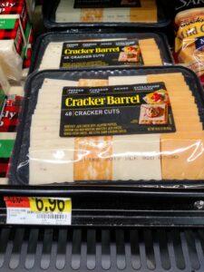 Cracker Barrel Cracker Cheese Cuts