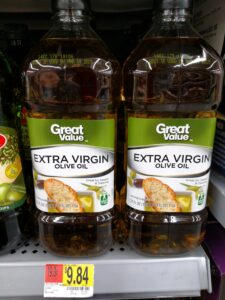 Great Value Extra Virgin Olive Oil