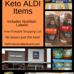 Best 40 Low Carb Keto Aldi Items