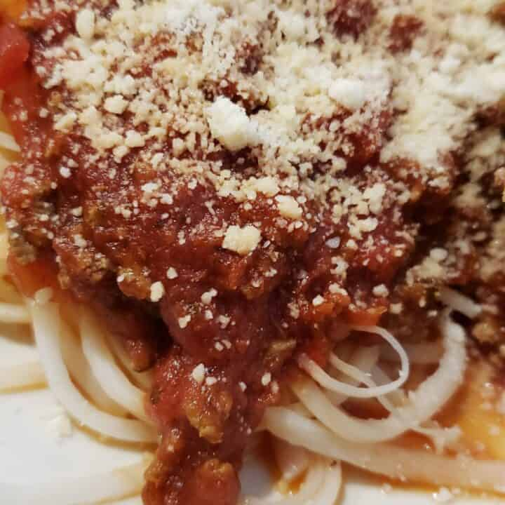 Freezer Spaghetti or Pizza Sauce