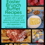 22 Low Carb Keto Easter Brunch Buffet Recipes Pinterest pin