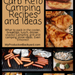 Hundreds of Low Carb Keto Camping Recipes and Ideas Pinterest pin