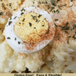 Best Ever Potato Salad Pinterest Pin