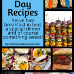 34 Father's Day Recipes Pinterest Pin
