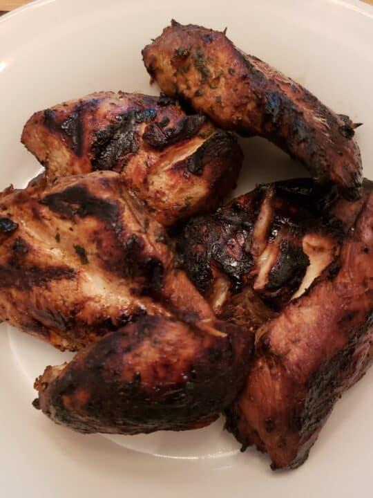 Karen's BBQ Chicken Freezer Meal