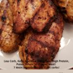 Coconut Buttermilk Southwestern Chicken pinterest pin