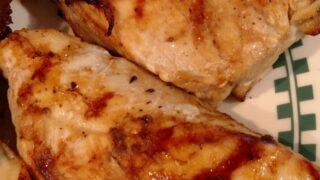 Balsamic Grilled Chicken