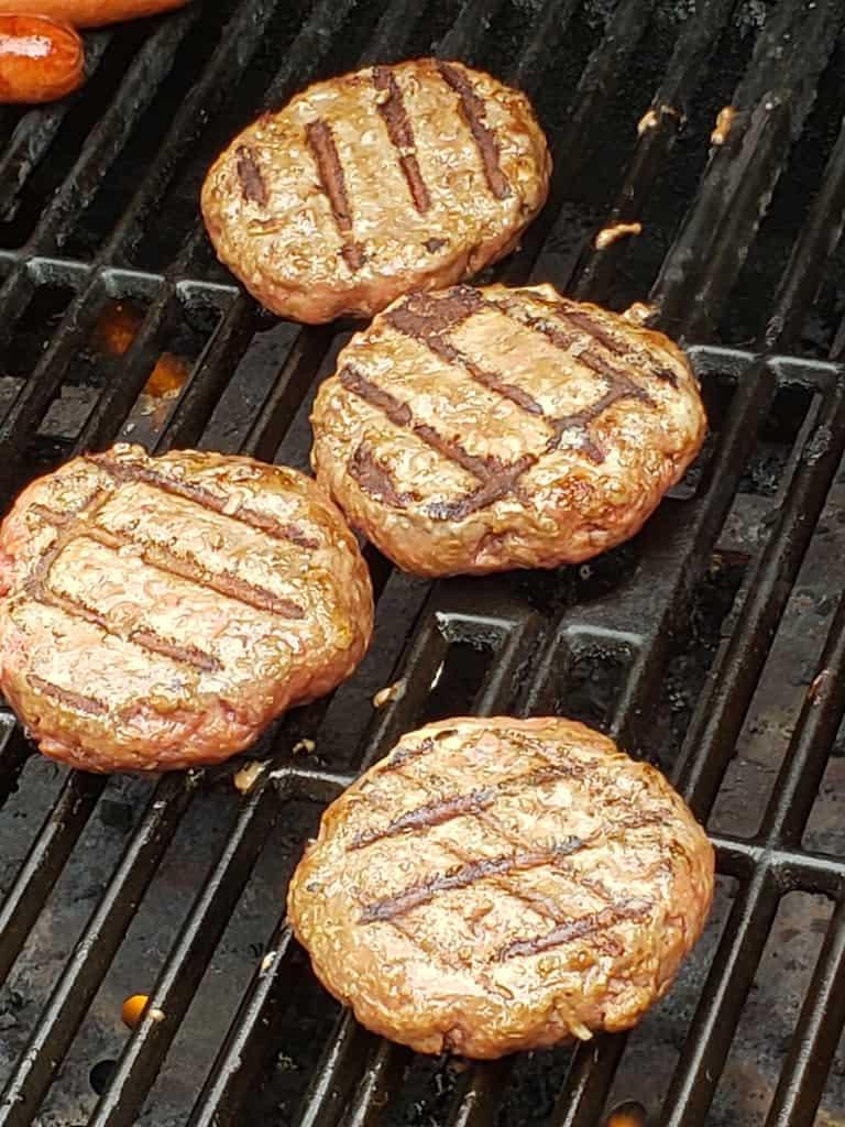 Simple Recipe for Hamburgers