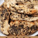 Crock Pot Garlic Herb Chicken Pinterest pin