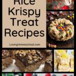 77 Rice Krispy Treat Recipes Pinterest Pin