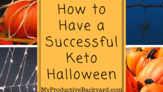 How to Have a Successful Keto Halloween Pinterest Pin